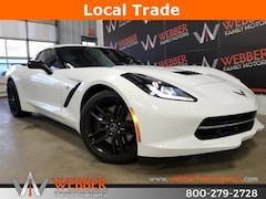 2014 Chevrolet Corvette Stingray Z51 Coupe