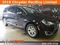 New Chrysler Dodge Jeep Ram models 2019 Chrysler Pacifica LIMITED Passenger Van 2C4RC1GG1KR575806 for sale in Detroit Lakes, MN
