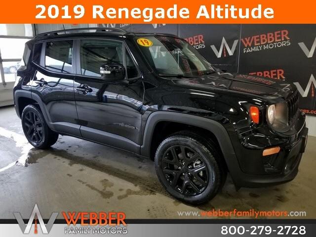 2019 Jeep Renegade Sport Utility