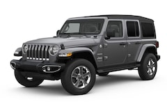 New Chrysler Dodge Jeep Ram models 2019 Jeep Wrangler UNLIMITED SAHARA 4X4 Sport Utility 1C4HJXEG5KW626836 for sale in Detroit Lakes, MN
