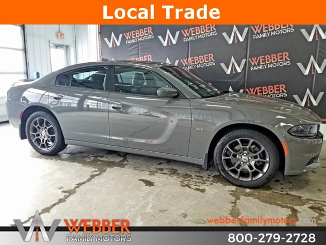 Used 2018 Dodge Charger GT Sedan Near Fargo