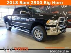 2018 Ram 2500 BIG HORN CREW CAB 4X4 6'4 BOX Crew Cab