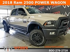 New Chrysler Dodge Jeep Ram models 2018 Ram 2500 POWER WAGON CREW CAB 4X4 6'4 BOX Crew Cab 3C6TR5EJ5JG395783 for sale in Detroit Lakes, MN