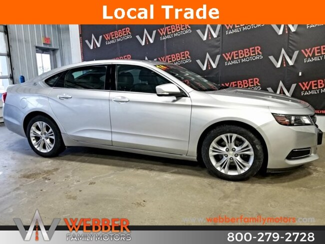 Used 2014 Chevrolet Impala LT Sedan Near Fargo