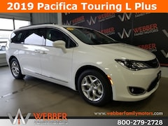 New Chrysler Dodge Jeep Ram models 2019 Chrysler Pacifica TOURING L PLUS Passenger Van for sale in Detroit Lakes, MN