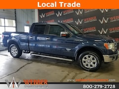 Used Vehicles for sale 2013 Ford F-150 Lariat Truck SuperCrew Cab 1FTFW1ETXDFD11181 in Detroit Lakes, MN