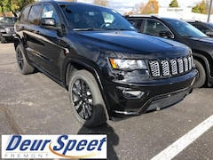 New Chrysler Dodge Jeep Ram 2019 Jeep Grand Cherokee ALTITUDE 4X4 Sport Utility for sale in Fremont, MI