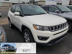 New Chrysler Dodge Jeep Ram 2019 Jeep Compass LATITUDE 4X4 Sport Utility for sale in Fremont, MI