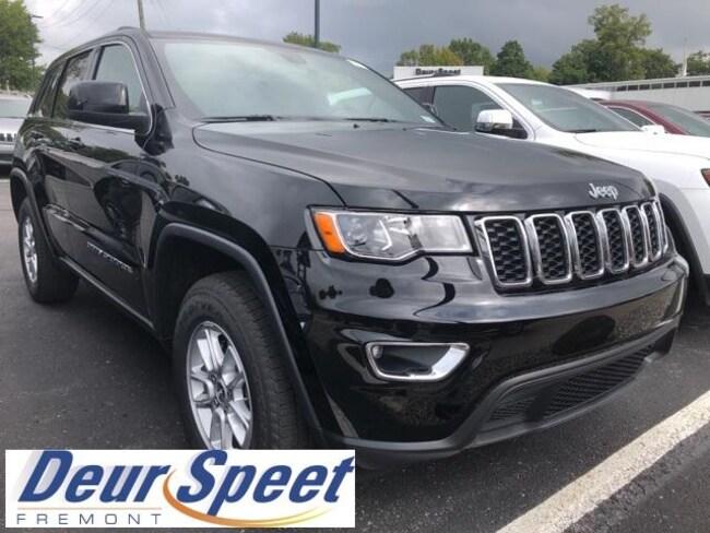 New 2019 Jeep Grand Cherokee LAREDO E 4X4 Sport Utility for sale or lease in Fremont, MI