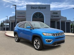 New 2021 Jeep Compass LIMITED 4X4 Sport Utility for sale or lease near Whitehall