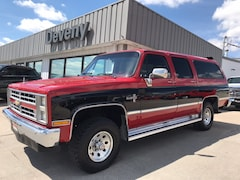 1987 Chevrolet Suburban 1500 Silverado SUV