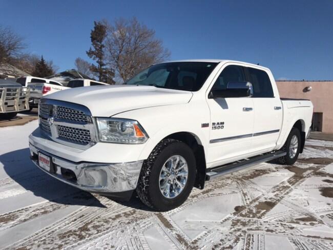 2014 Ram 1500 Laramie 5.7L V8 HEMI MDS VVT Truck Crew Cab