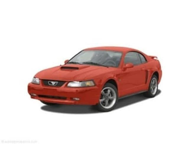 2003 Ford Mustang Base Coupe