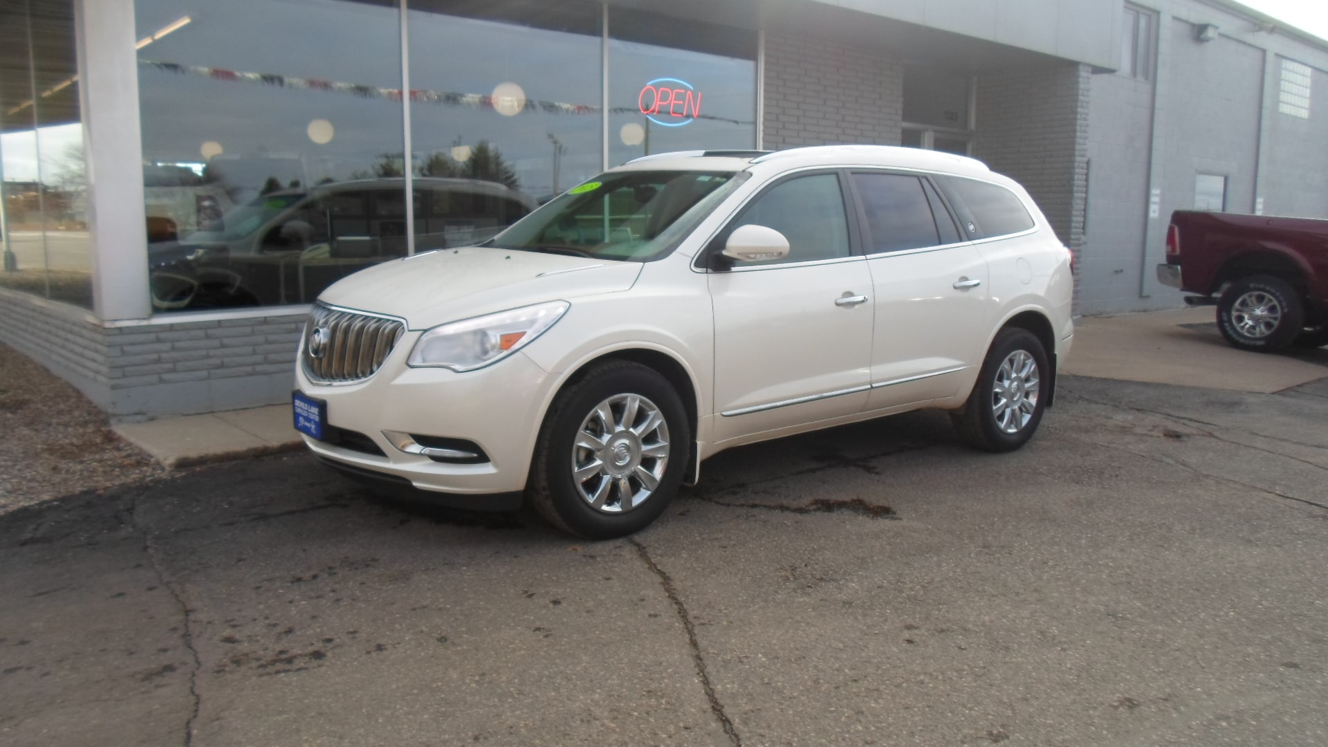 USed 2015 Buick Enclave for sale in Devils Lake