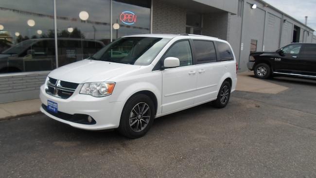 Used 2017 Dodge Grand Caravan SXT Van for sale in Devils Lake, ND