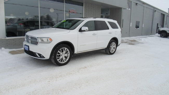 Used 2014 Dodge Durango Citadel SUV for sale in Devils Lake, ND