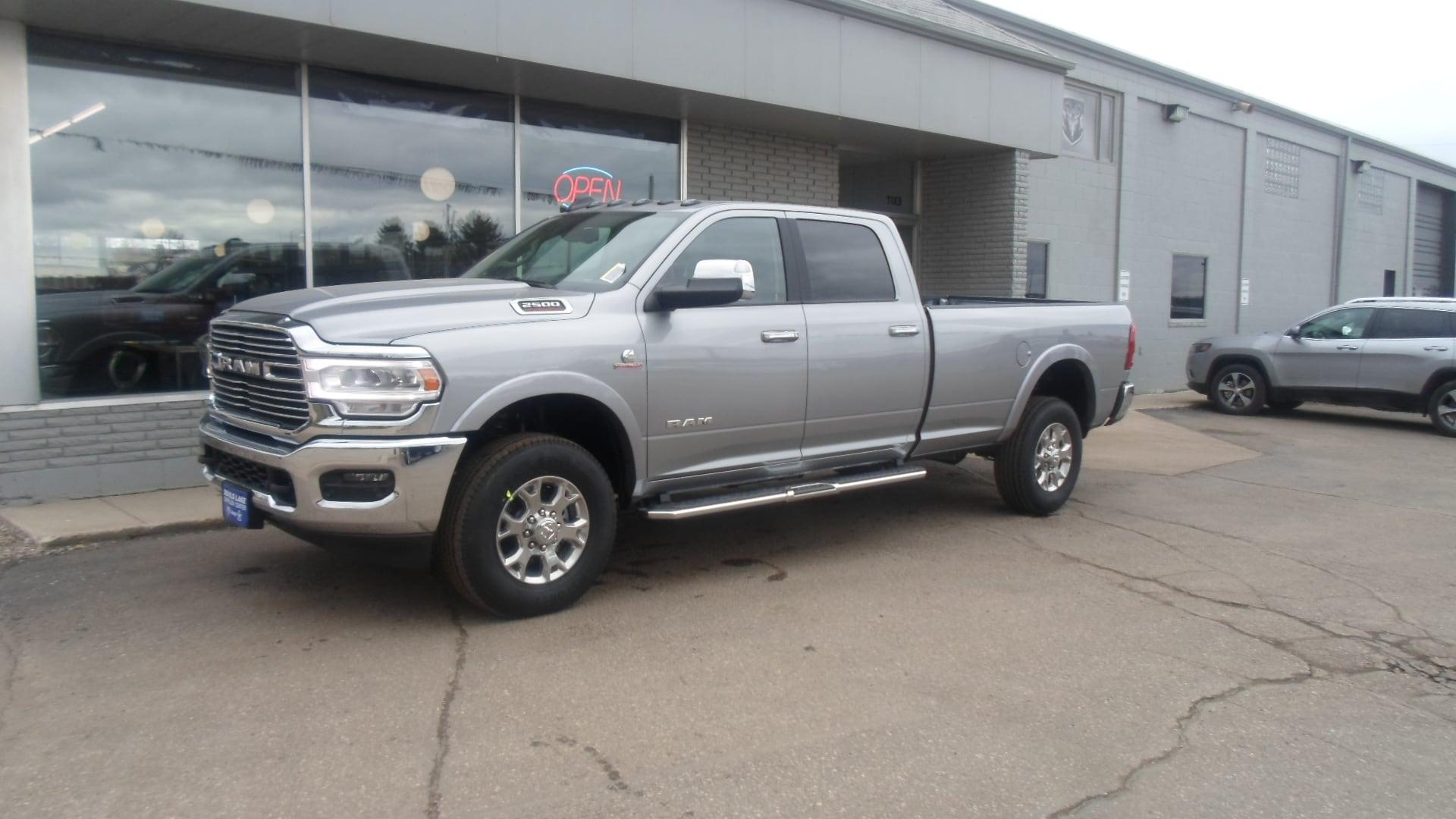 4X4 For Sale >> New 2019 Ram 2500 Laramie Crew Cab 4x4 8 Box For Sale In Devils Lake Nd Near Grand Forks Fargo Bismarck Nd Vin 3c6ur5kl3kg557387