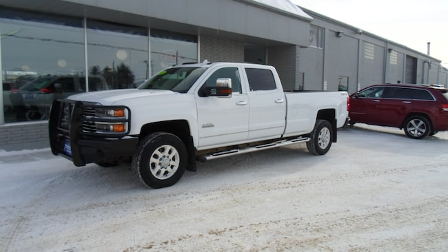 Used 2015 Chevrolet Silverado 3500HD High Country Truck Crew Cab for sale in Devils Lake, ND