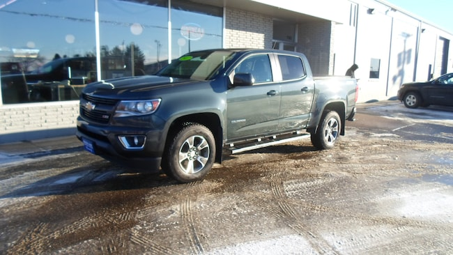 Used 2017 Chevrolet Colorado Z71 Truck Crew Cab for sale in Devils Lake, ND