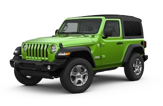 New 2019 Jeep Wrangler SPORT S 4X4 Sport Utility for sale in Devils Lake, ND