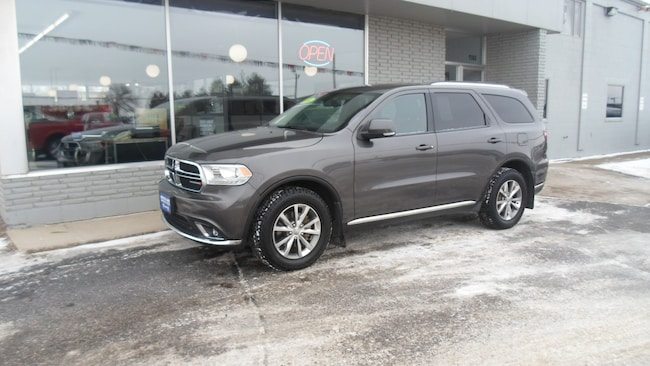 Used 2014 Dodge Durango Limited SUV for sale in Devils Lake, ND