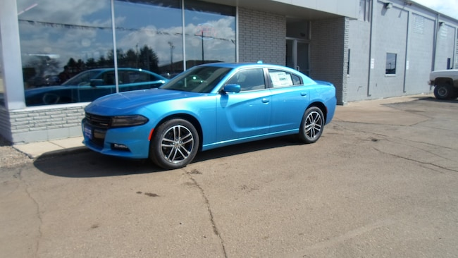 New 2019 Dodge Charger SXT AWD Sedan for sale in Devils Lake, ND