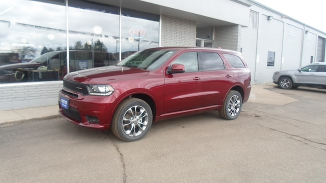 New 2019 Dodge Durango GT AWD Sport Utility for sale in Devils Lake, ND