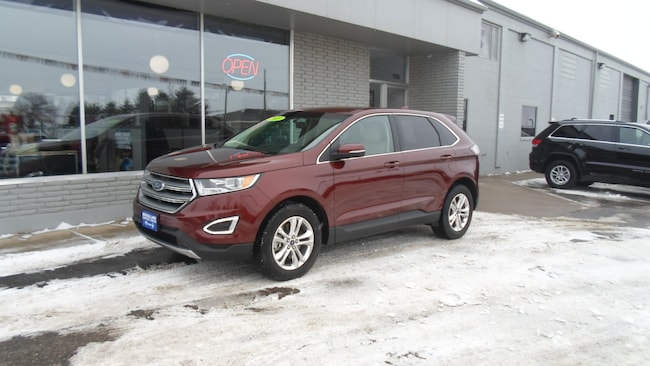 Used 2015 Ford Edge SEL SUV for sale in Devils Lake, ND