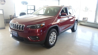 New 2019 Jeep Cherokee for sale in Devils Lake, ND