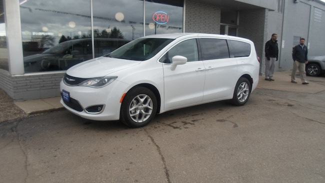 New 2019 Chrysler Pacifica TOURING PLUS Passenger Van for sale in Devils Lake, ND