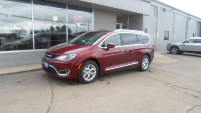 New 2019 Chrysler Pacifica TOURING L PLUS Passenger Van for sale in Devils Lake, ND