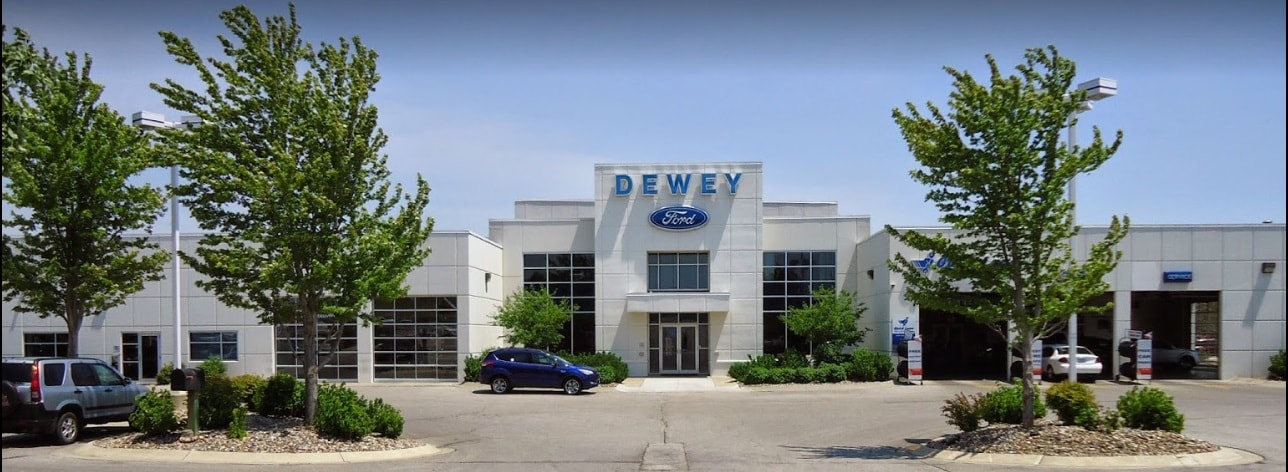 Iowa Used Cars Dewey Ford