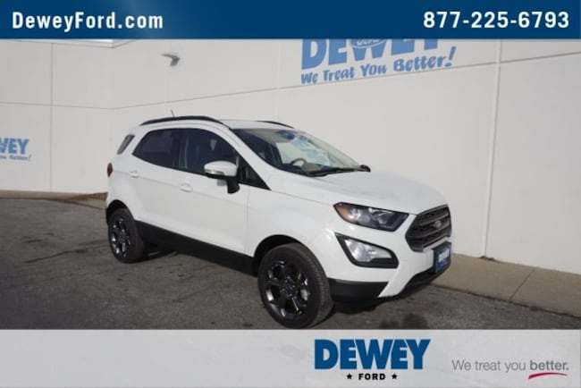 2018 Ford EcoSport SES 4WD