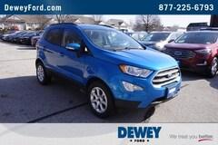2019 Ford EcoSport SE FWD MAJ3S2GE0KC254013