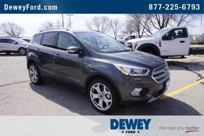 2019 Ford Escape Titanium FWD