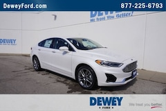 2019 Ford Fusion SEL FWD 3FA6P0CD0KR198978