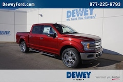 2019 Ford F-150 LARIAT 4WD SuperCrew 5.5 Box 1FTEW1EP4KKC02766