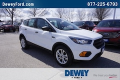 2019 Ford Escape S FWD 1FMCU0F74KUB01801