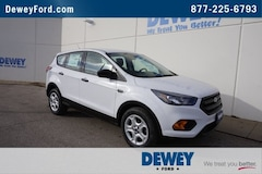 2019 Ford Escape S FWD 1FMCU0F73KUA82321