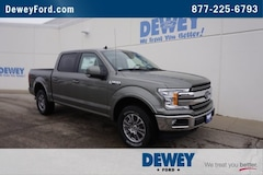 2019 Ford F-150 LARIAT Truck SuperCrew Cab 1FTEW1EP7KKC49189
