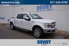 2019 Ford F-150 LARIAT 4WD SuperCrew 5.5 Box 1FTEW1EP6KKC02767
