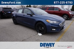 2019 Ford Fusion SE Sedan 3FA6P0HD9KR172081