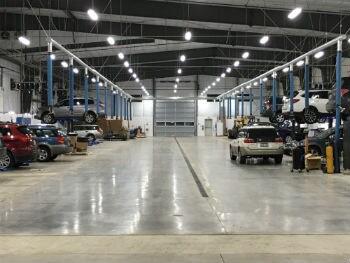 Subaru Repair Car Service In Bellingham Dewey Griffin Subaru - Subaru auto repair