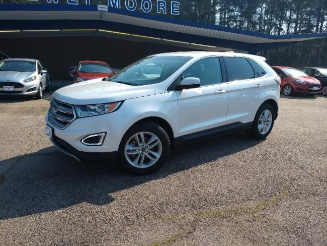 2016 Ford Edge 4dr SEL FWD Cross