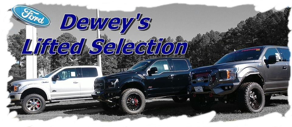 Dewey's Lifted Selection
