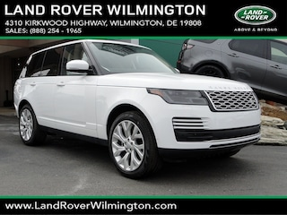 New 2018 Land Rover Range Rover 5.0L V8 Supercharged SUV in Wilmington, DE