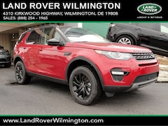 2018 Land Rover Discovery Sport HSE SUV 18A4533