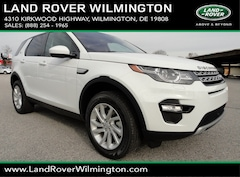 2018 Land Rover Discovery Sport HSE SUV 18A4504