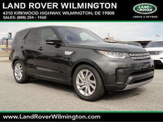 New 2018 Land Rover Discovery HSE SUV SALRR2RV4JA051397 in Wilmington, DE