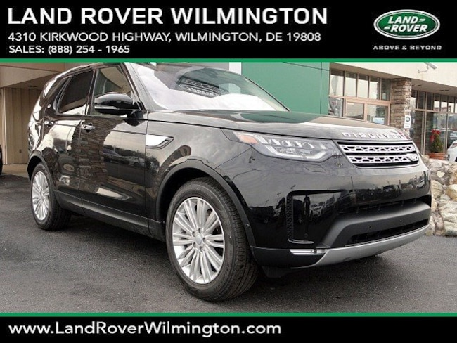New 2018 Land Rover Discovery HSE LUXURY SUV in Wilmington, DE